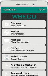 The Credit Union for Washington | WSECU